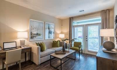 Living Room, 77054 Luxury Properties, 1