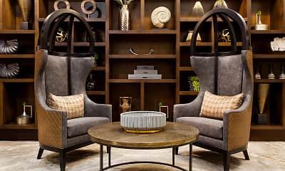 Living Room, Avanti Senior Living at Augusta Pines, 1