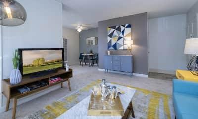 Living Room, Oakwood, 0