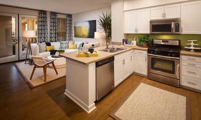 Kitchen, Gateway Apartment Homes, 0