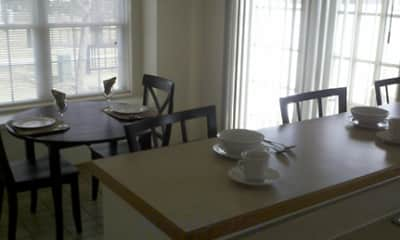 Dining Room, Navy Great Lakes, 1