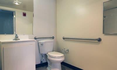 Bathroom, Charter House, 2