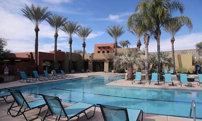Pool, Riverwalk Luxury Apartments, 1