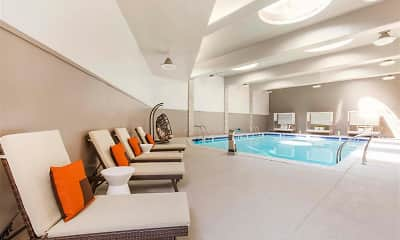 Pool, Ellicott House Apartments, 0