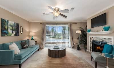 Living Room, Rosemont Brook Hollow, 2