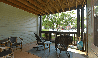 Patio / Deck, Fairways at Hartland, 2