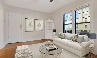 Living Room, Monadnock, 1