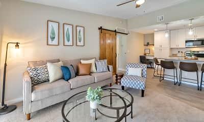 Living Room, Tatum Place, 1