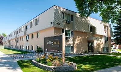 Valley Park Apartments, 1
