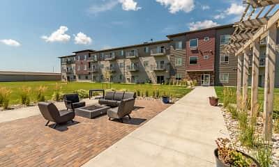 Building, Latitude Apartments, 2