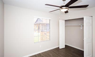 Bedroom, Curve at River Road, 2