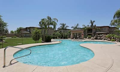 Pool, Santana Ridge Luxury Rentals, 1