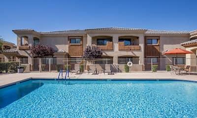 Pool, Sereno Townhomes, 0