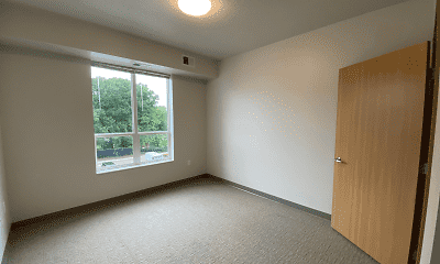 Bedroom, Owasso Gardens Apartments, 1
