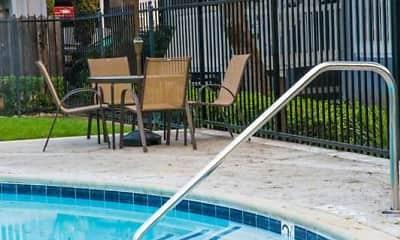 Pool, LaSalle Manor, 2
