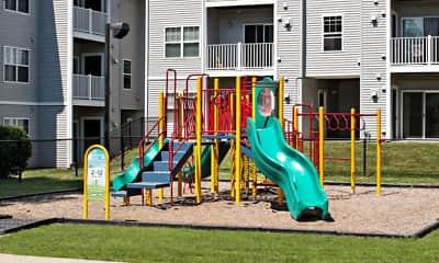 Playground, Silverwood Farm, 1