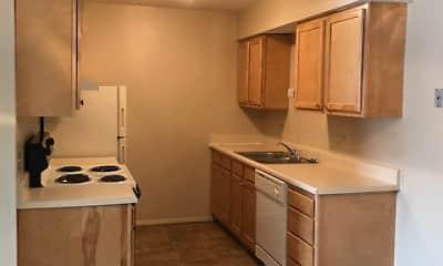 Kitchen, Ravenswood Apartments, 2