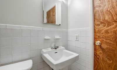 Bathroom, Redstone Gardens, 2