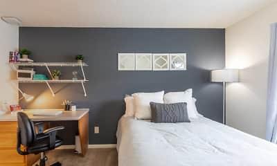 Bedroom, University Suites Student Apartments, 1
