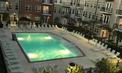 Pool, Lumina Apartments, 0