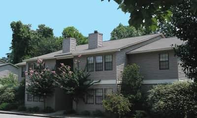 Building, Ridge Pointe Apartment Homes, 0