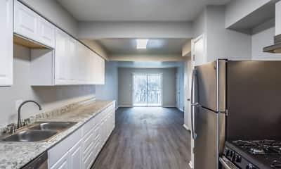 Kitchen, PROSPER Riverdale, 2