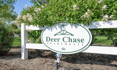 Community Signage, Deer Chase Apartments, 2