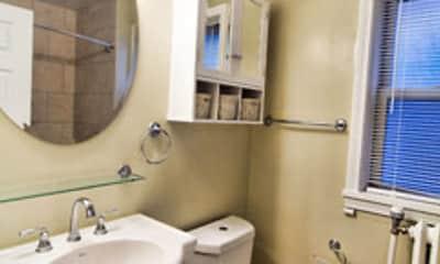 Bathroom, The Holly, 2