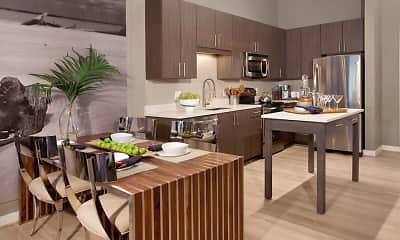 Kitchen, Avalon Potomac Yard, 1