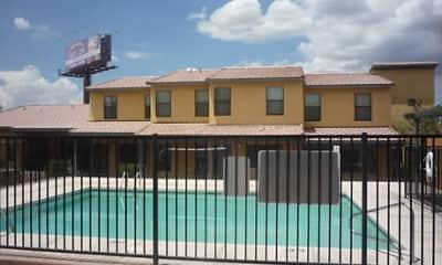 Pool, Valle Del Sur, 1