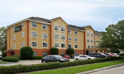 Building, Furnished Studio - New Orleans - Metairie, 1