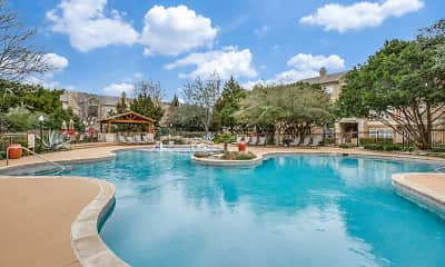 Pool, Red Stone Ranch, 1