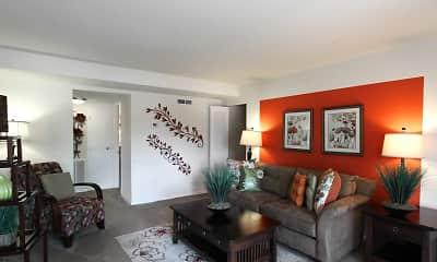 Living Room, Meadow Woods, 1