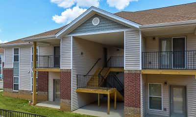 Building, Applegate Farm Apartments, 1