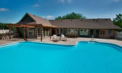 Pool, The Lodge, 0