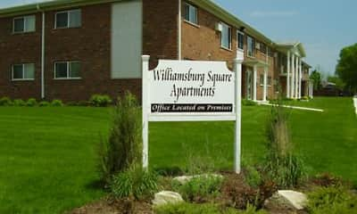 Williamsburg Square Apartments, 0
