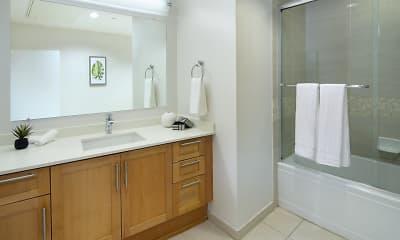 Bathroom, Wilshire Margot, 2