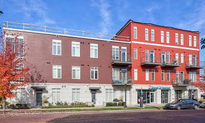 Building, Eastown Flats, 0