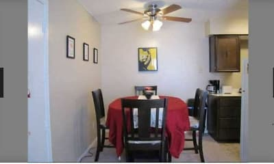 Dining Room, Raintree Meadows, 2