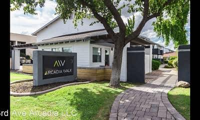 Building, Arcadia Walk, 2