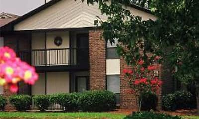 Building, North Bluff Apartments, 1