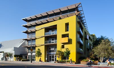 Building, NMS Residential Santa Monica Apartments, 0