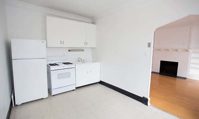 Kitchen, 5336-5338 S. Hyde Park Boulevard, 2