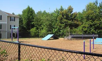 Playground, Clemson Ridge, 2