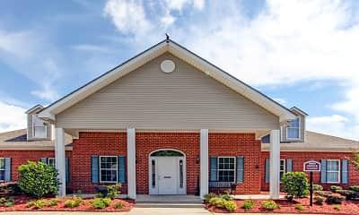 Building, Sawgrass Park, 1