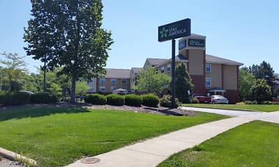 Building, Furnished Studio - Peoria - North, 0