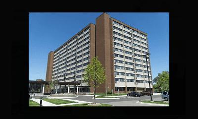 Building, Yorktown Continental, 2