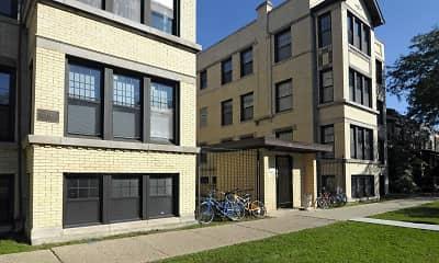 Building, 5411-21 S Ellis, 1