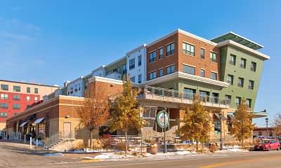 Building, Metropolitan Market Place, 1
