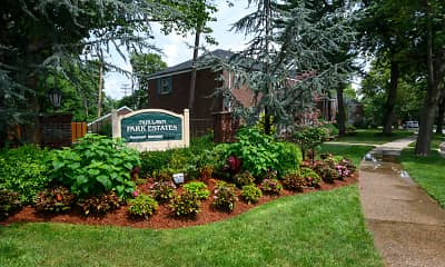 Community Signage, Fair Lawn Park Estates, 0